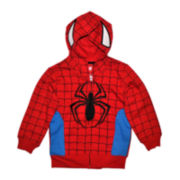 Spider-Man® Fleece Hoodie – Boys 2t-5t