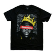 Notorious B.I.G. Labeled Graphic Tee