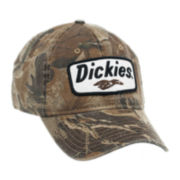 Dickies® Camo Cap with Patch