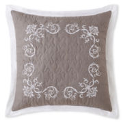 Royal Velvet® Briarcliff Square Decorative Pillow