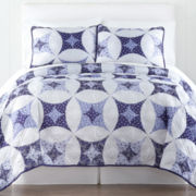 Lenox 3-pc. Cathedral Quilt Set