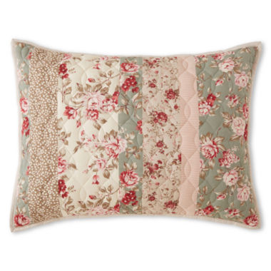 jcpenney.com | Home Expressions™ Sweet Floral Pillow Sham
