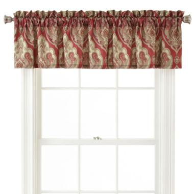 jcpenney.com | Home Expressions™ Chandler Damask Valance