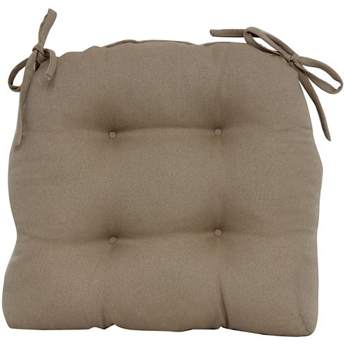 Avery Reversible Chair Cushion