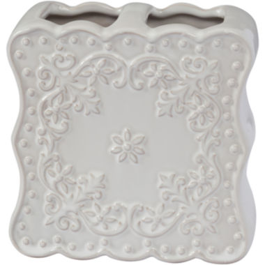 jcpenney.com | Creative Bath™ Ruffles Toothbrush Holder