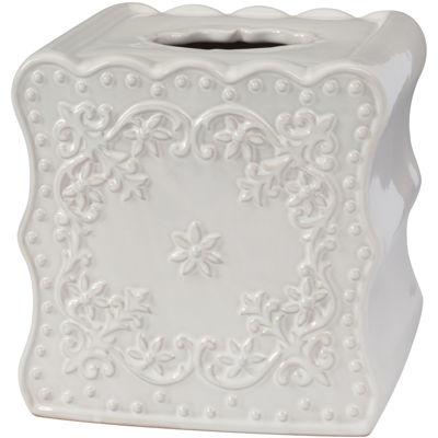 Creative Bath™ Ruffles Tissue Holder