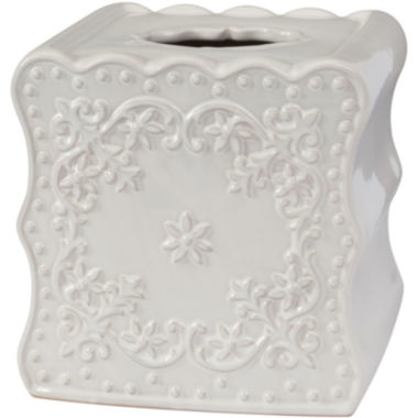 jcpenney.com | Creative Bath™ Ruffles Tissue Holder