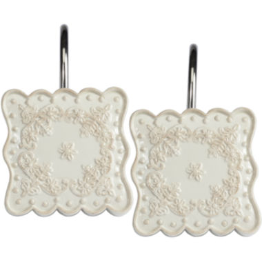 jcpenney.com | Creative Bath™ Ruffles Shower Curtain Hooks