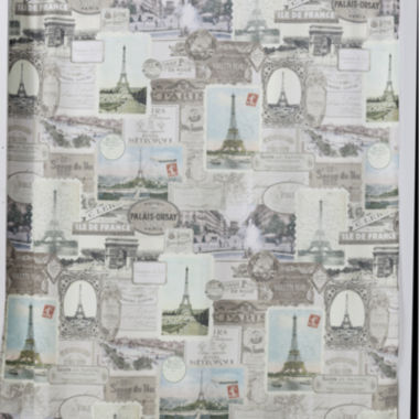 jcpenney.com | Creative Bath™ Traveler Shower Curtain
