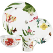 Royal Worcester® Floral Haven 16-pc. Dinnerware Set