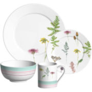 Royal Worcester® River Bank 16-pc. Dinnerware Set