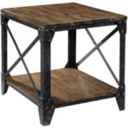 Ironwood Large End Table