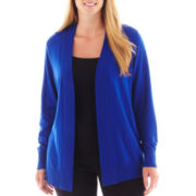 Worthington® Essential Open-Front Cardigan Sweater