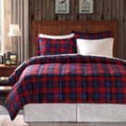 MacLachlan Plaid Comforter Set