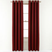 Royal Velvet® Carmen Grommet-Top Blackout Curtain Panel