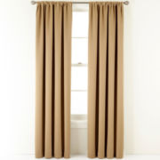Royal Velvet® Ally Rod-Pocket Blackout Curtain Panel