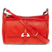 Liz Claiborne Eliza Pocket Crossbody Bag