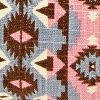 Pink Ethnic Print