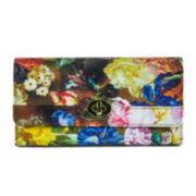 Mundi® File Master Spring Bouquet Wallet