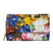 Mundi® Big Fat Spring Bouquet Wallet
