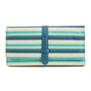 Mundi® File Master Sea or Sunset Wallet