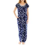 Earth Angels® Short-Sleeve Tee and Pants Pajama Set