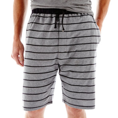 jcpenney.com | Hanes® 2-pk. Jersey Pajama Shorts–Big & Tall