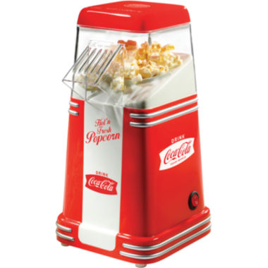 jcpenney.com | Nostalgia Electrics™ Coca-Cola® Series Mini Hot Air Popcorn Popper