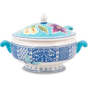 Fitz and Floyd® Courtyard Soup Tureen with Ladle