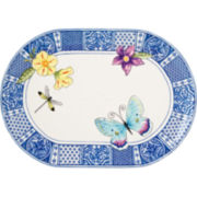 Fitz and Floyd® Courtyard Oval Serving Platter