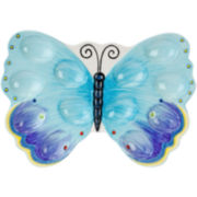 Fitz and Floyd® Courtyard Butterfly Egg Tray