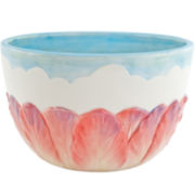 Fitz and Floyd® Flourish Soup/Cereal Bowl