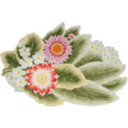 Fitz and Floyd® Flourish Leaf Platter