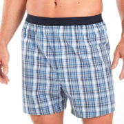 Stafford® 3-pk. Cotton Boxers