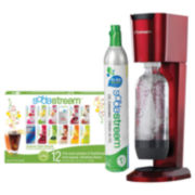 SodaStream™  Genesis Soda Maker + $20 Printable Rebate