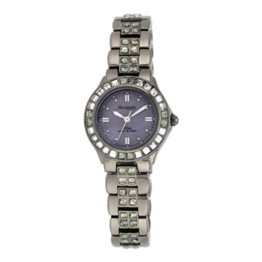 jcpenney.com | Armitron® Now® Womens Gray Crystal Watch