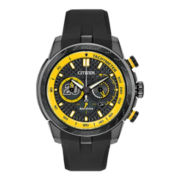 Citizen® Eco-Drive™ Mens Matt Kenseth Chronograph Watch CA4159-03E