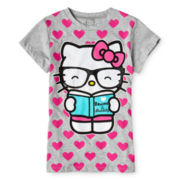 Mighty Fine Hello Kitty Graphic Tee - Girls 7-16