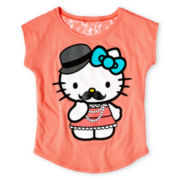 Hello Kitty Graphic Tee - Girls 7-16