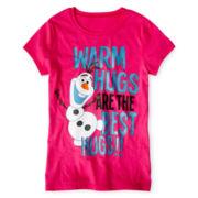Disney Frozen Olaf Hugs Tee - Girls 7-16