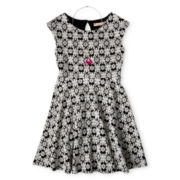 Speechless® Skater Dress - Girls 7-16