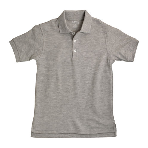 French Toast® Short-Sleeve Polo - Boys 8-20 and Husky