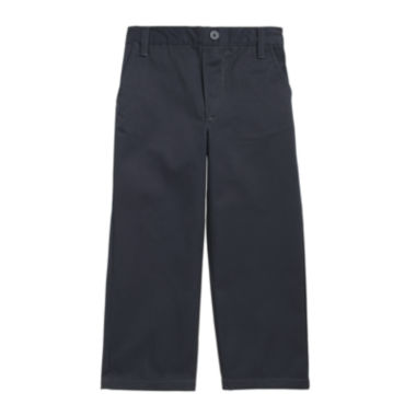 jcpenney.com | French Toast® Pull-On Flat-Front Pants - Boys 2t-4t