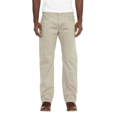 jcpenney.com | Levi's® 559™ Relaxed Twill Pants