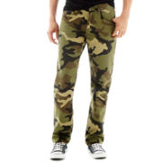Arizona Slim Straight Camo Pants