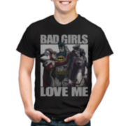 Bad Girls Love Me Batman™ Graphic Tee