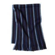 JF J. Ferrar® Skinny Stripe Scarf