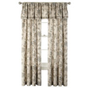 JCPenney Home™ Bedford Rod-Pocket/Back-Tab Window Treatments