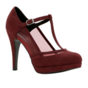 Call It Spring™ Cadorella T-Strap Platform Pumps