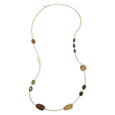 jcpenney.com | ROX by Alexa Multicolor Stone Necklace